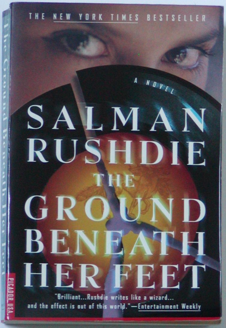 0312254997: Bookshop: The Ground Beneath Her Feet, Salman Rushdie