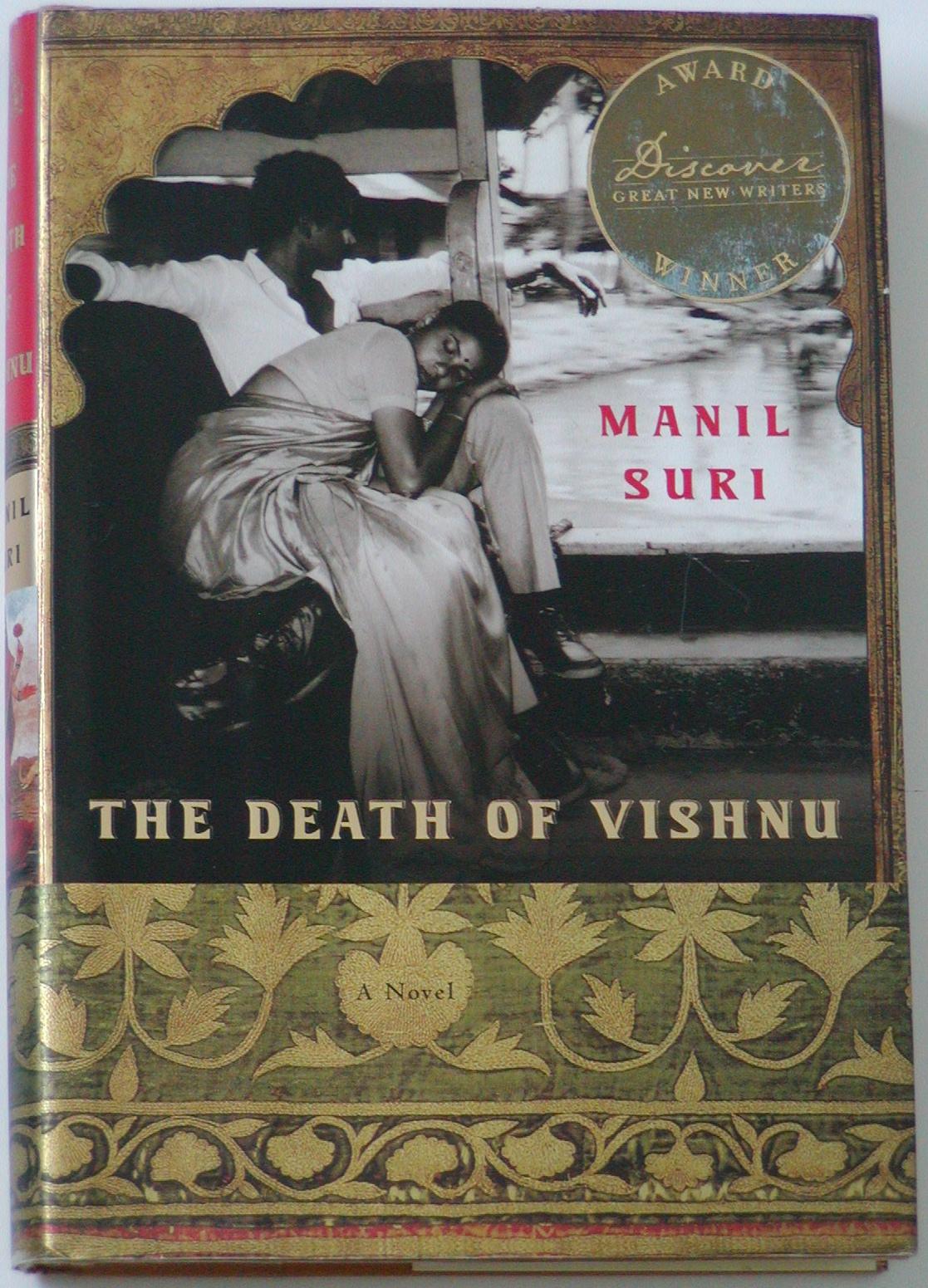 0393050424: Bookshop: Death of Visnu, Manil Suri