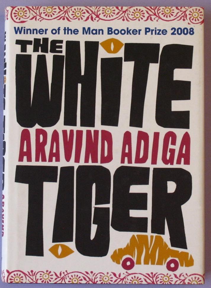 9781843547204: Bookshop: The White Tiger, Aravind Adiga