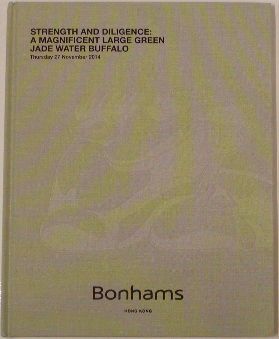 BHK20141127: Bookshop: [2014] Bonhams Hong Kong Strength and Diligence