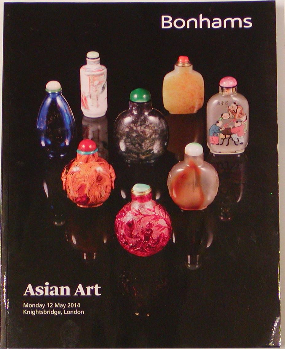 BK20140512: Bookshop: [2014] Bonhams knightsbridge Asian Art