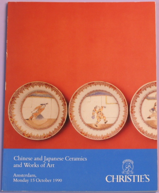 CA19901015: Bookshop: [1990] Chinese and Japanese Ceramics and Works of Art