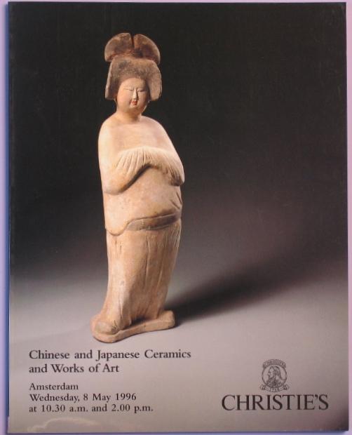 CA19960508: Bookshop: [1996] Chinese and Japanese Ceramics and Works of Art