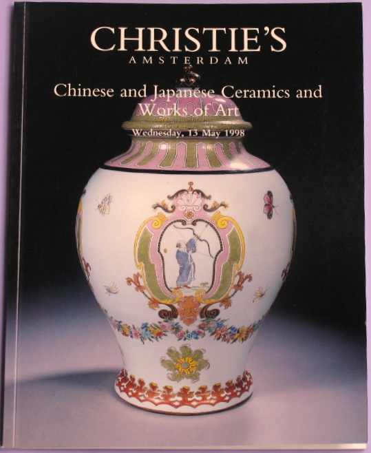 CA19980513: Bookshop: [1998] Chinese and Japanese Ceramics and Works of Art
