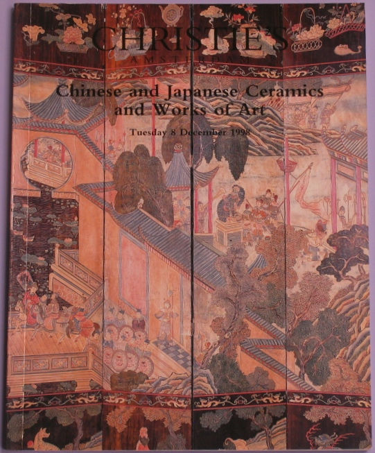 CA19981208: Bookshop: [1998] Chinese and Japanese Ceramics and Works of Art