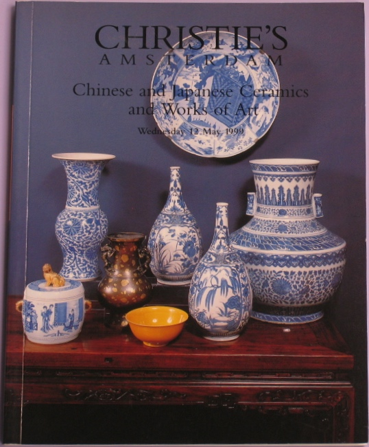 CA19990512: Bookshop: [1999] Chinese and Japanese Ceramics and Works of Art