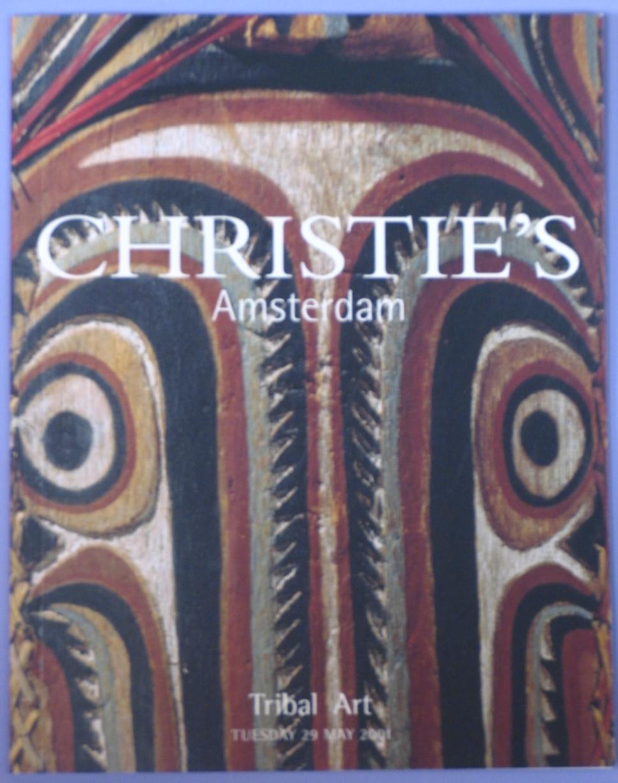 CA20010529: Bookshop: [2001] Tribal Art