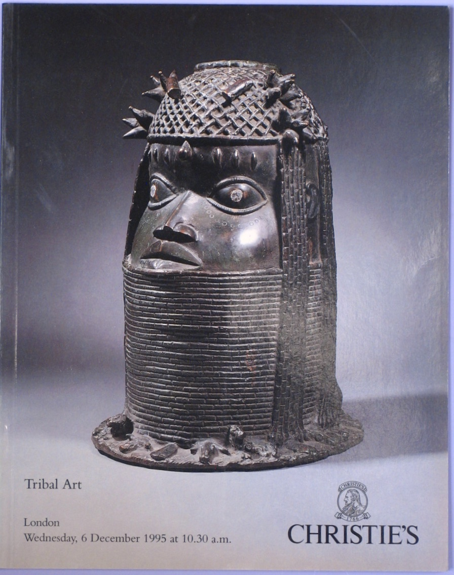 CL19951206: Bookshop: [1995] Tribal Art