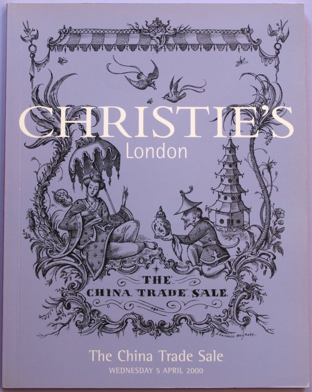 CL20000405: Bookshop: [2000] Chrisitie's The China Trade Sale