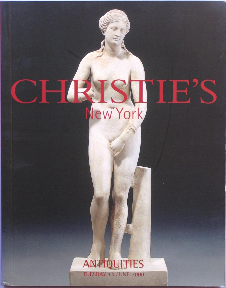 CNY20000613: Bookshop: [2000] Christie's Antiquities