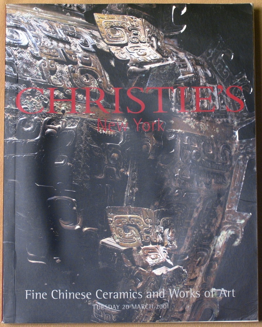 CNY20010320: Bookshop: [2001] Christie's New York