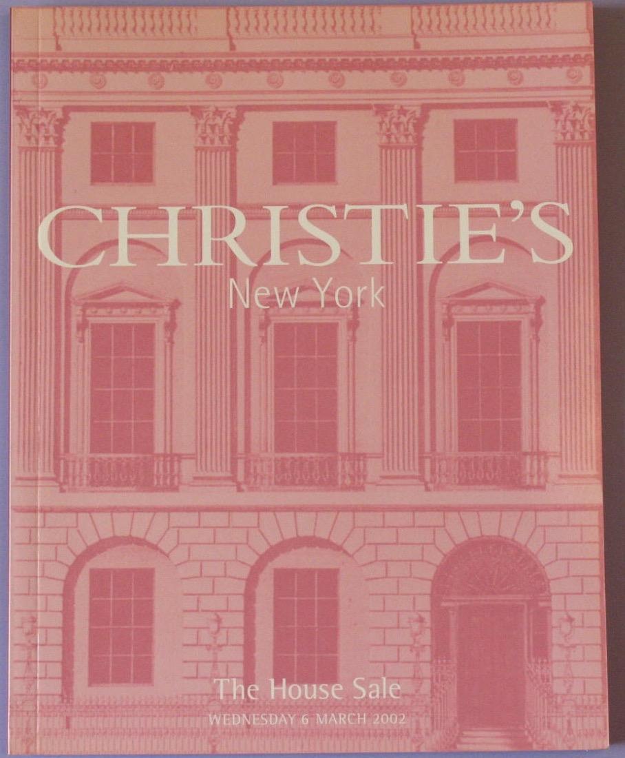 CNY20020306: Bookshop: [2002] The House Sale