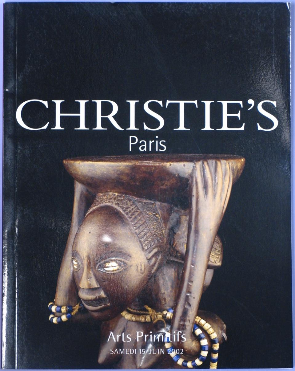CP20020615: Bookshop: [2002] Arts Primitifs