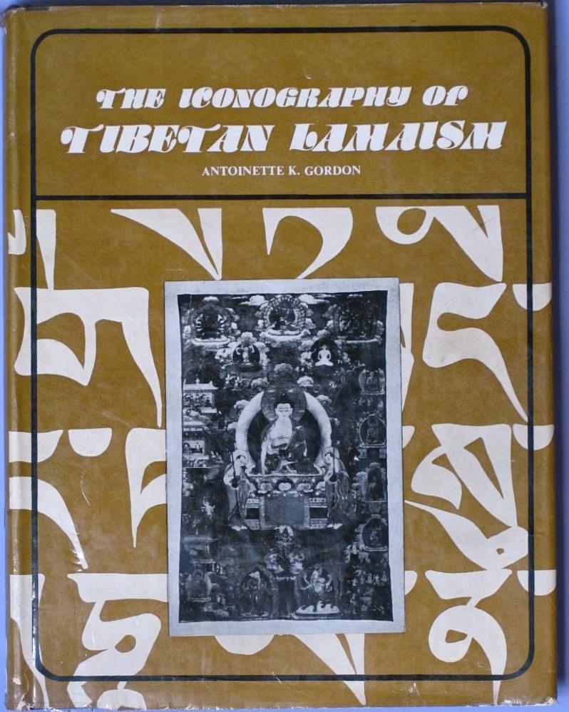 ICONOGRAPHY78: Bookshop: The Iconography of Tibetan Lamaism (revised edition)