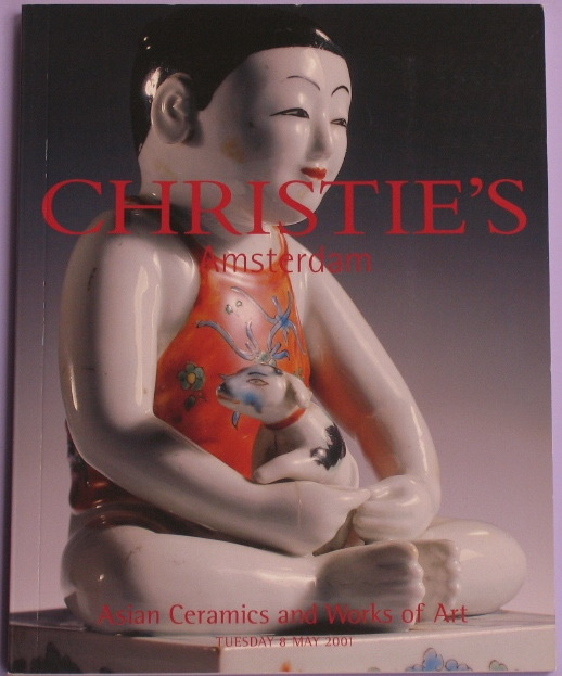 CA20010508: Bookshop: [2001] Christie's Amsterdam Asian Ceramics and Works of Art
