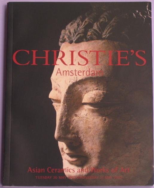 CA20030520: Bookshop: [2003] Christie's Amsterdam Asian Ceramics and Works of Art