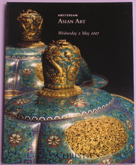 CA20070502: Bookshop: [2007] Christie's Amsterdam Asian Art