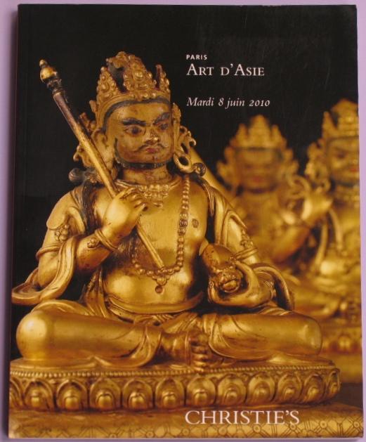 CP20100608: Bookshop: [2010] Art d'Asie