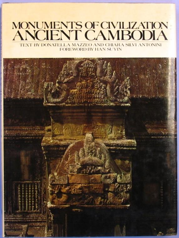 0448020262: Bookshop: Monuments of Civilization Ancient Cambodia
