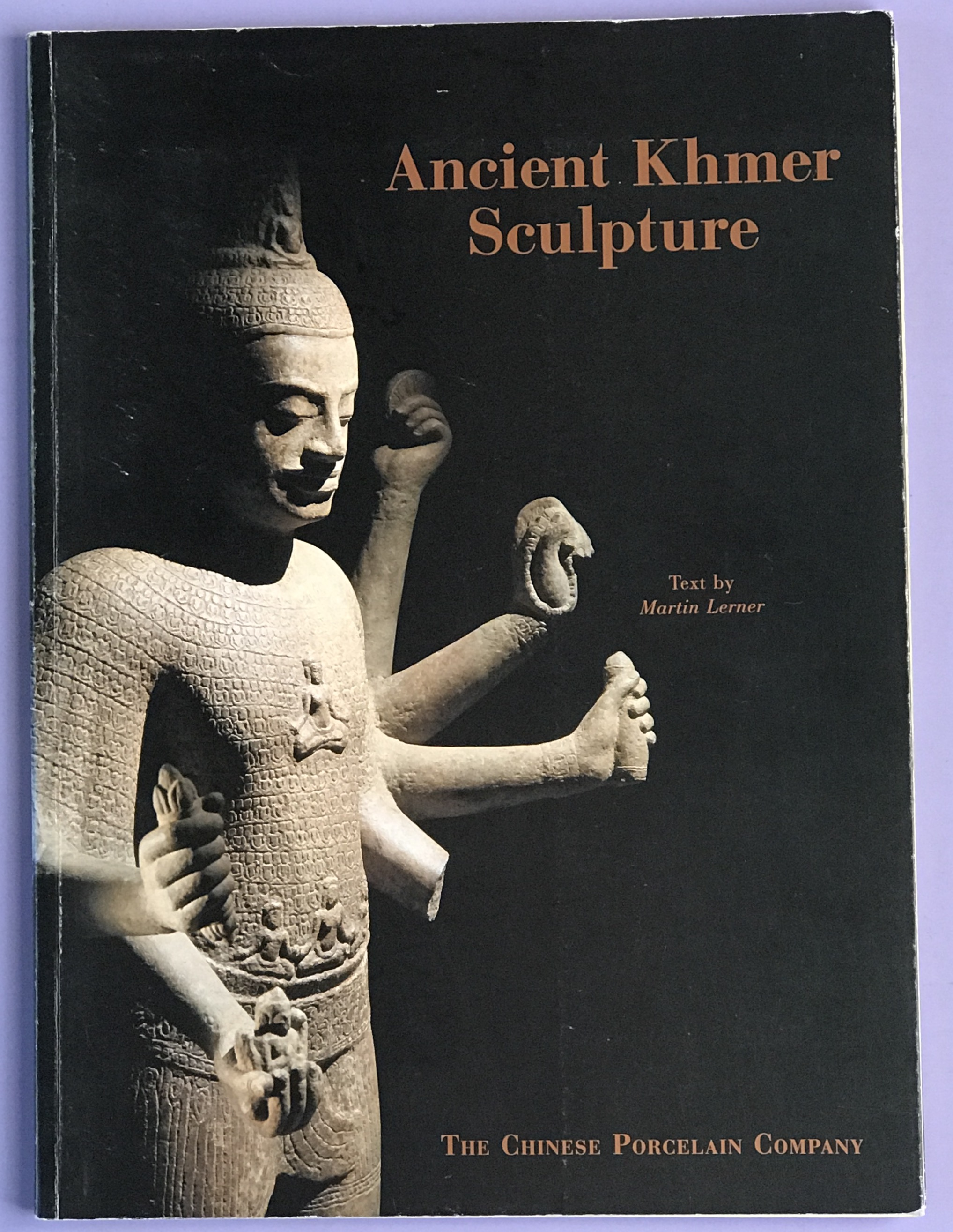 B001X6DBJWRD: Bookshop: Ancient Khmer Sculpture