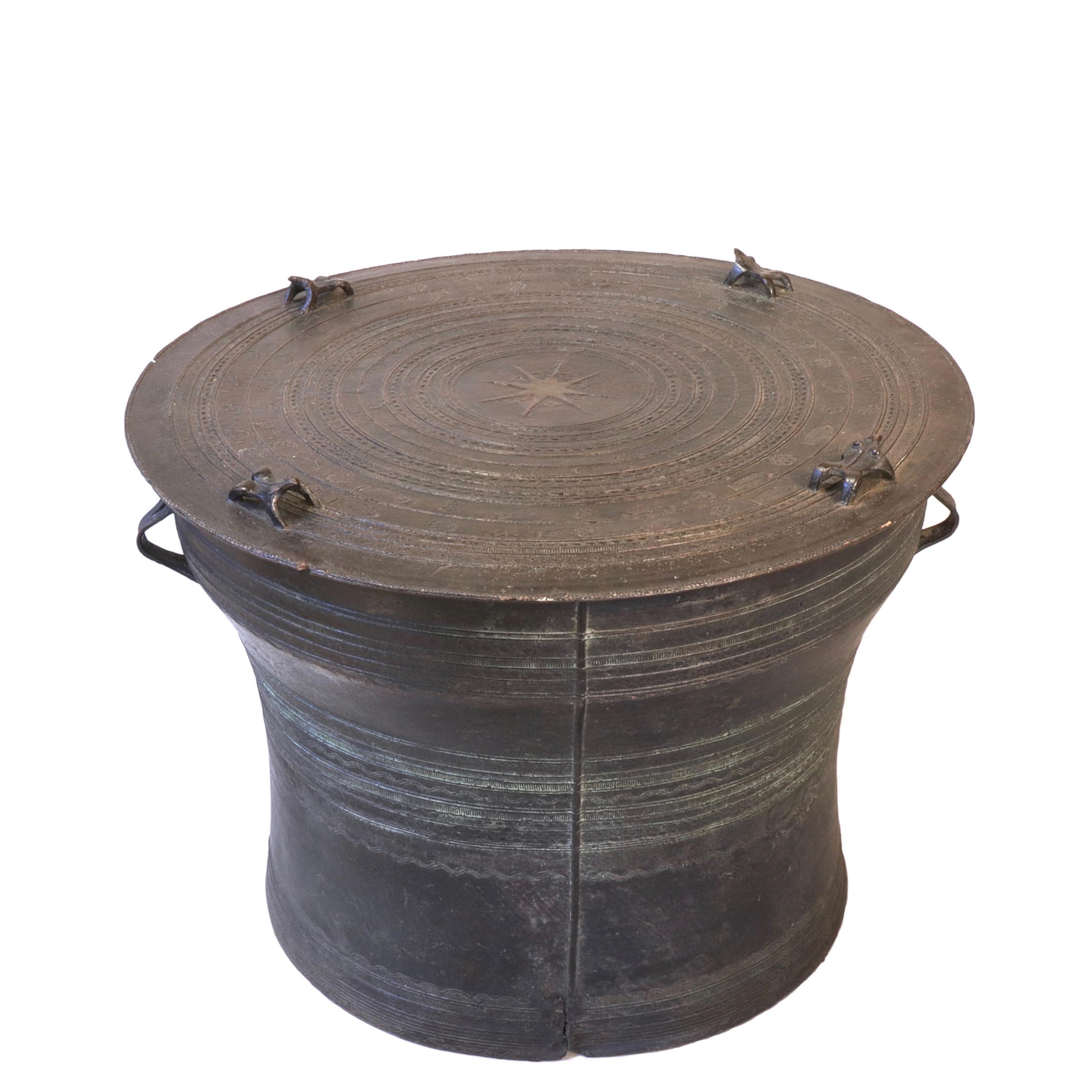 UH80061: Frog Drum