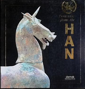09813002018: Bookshop: Treasures from the Han, Grace Wong