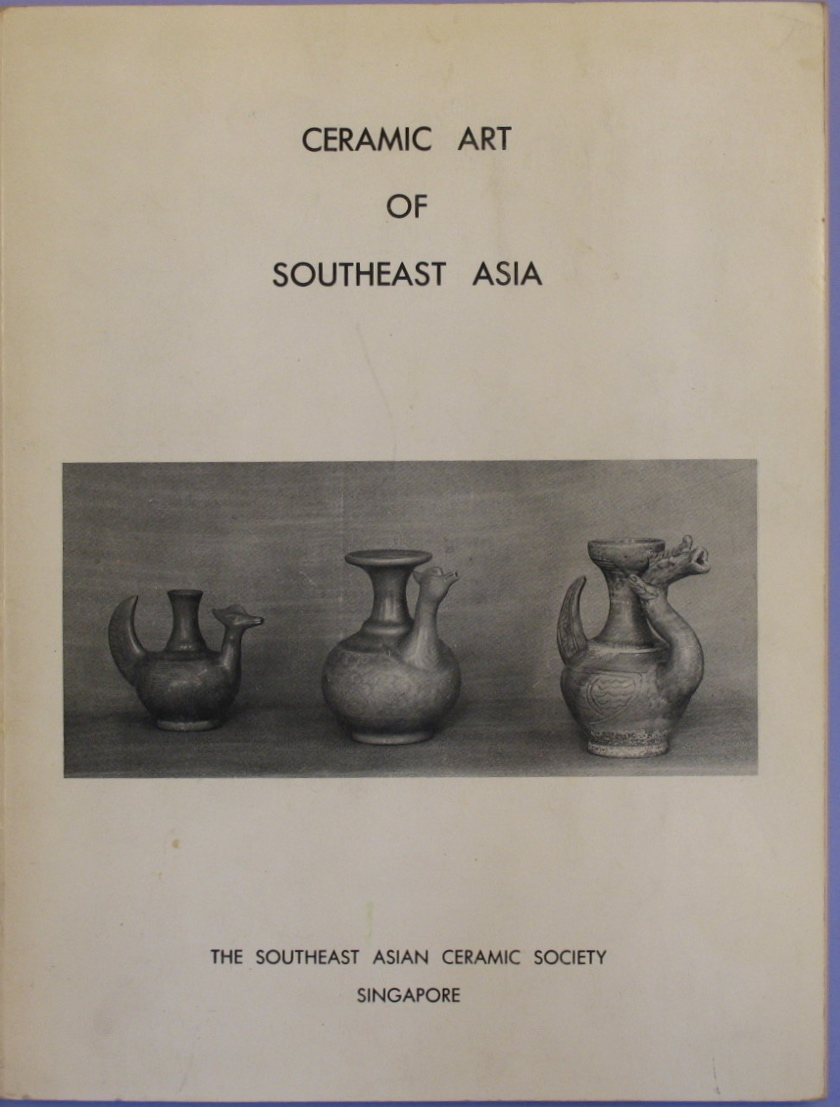 CERAMICARTOF: Bookshop: Ceramic Art of Southeast Asia