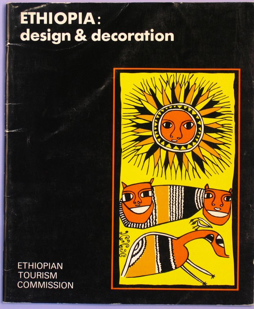 ETHIOPIADESI: Bookshop: Ethiopian Design and Decoration
