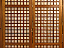 UH70007 Philippine Capis Shell Set of Doors, 19th century