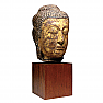 Ayuthaya Sandstone Buddha head 14th century
