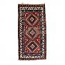RD0001 An Antique Caucasian Kazak Rug, Russian Empire
