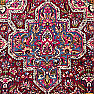 RD0073 Large Antique Persian Kerman Rug, South Central Persia