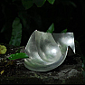 "UH80204 ""Small Fallen Leaf Bowl"" by Abigail Brown, Cornwall UK, 2009"