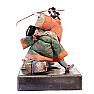 UH20121 Takeda Ningyo with waves, Edo Period