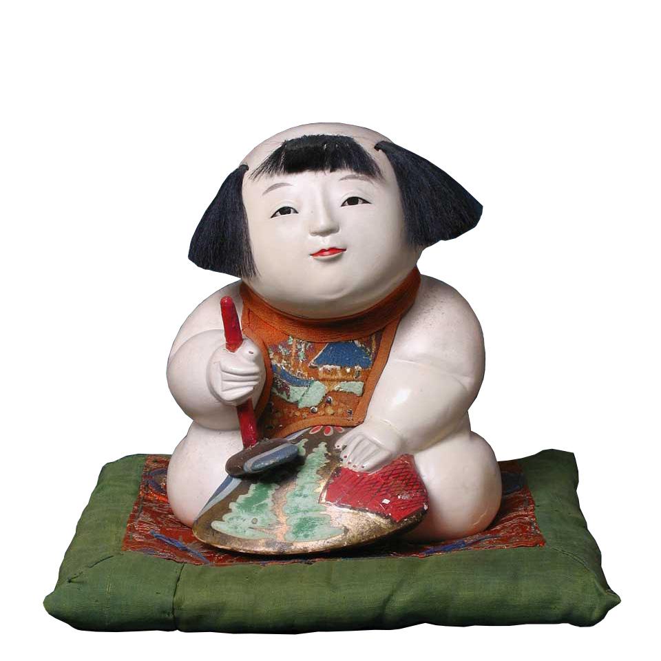 GOSHO NINGYO Japanese Antique Doll Art Photo Book