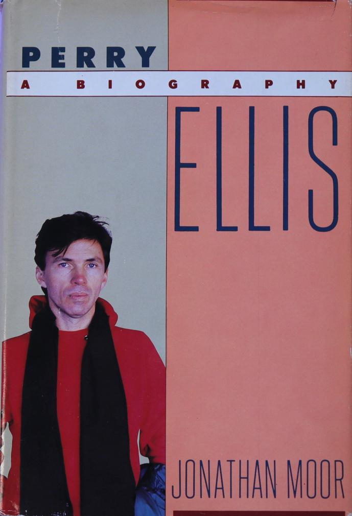 0312014899: Bookshop: Perry Ellis