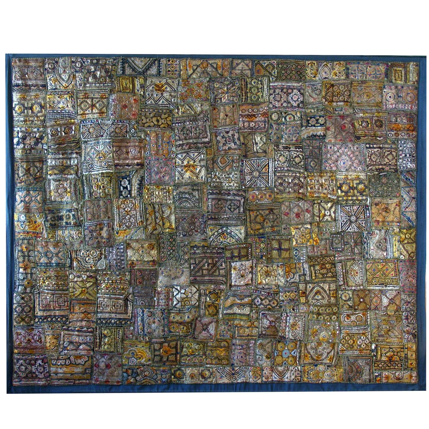 UH80026: Rajasthani Patchwork Tapestry