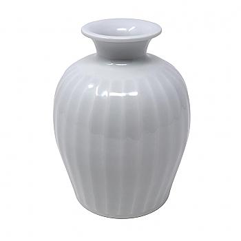 UH80234: Tobe-yaki Celadon Vase