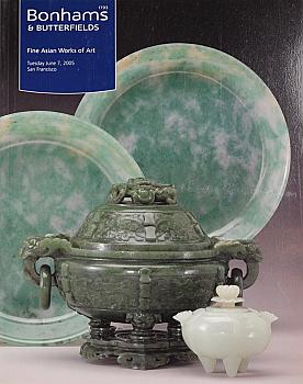 BSF20050607: Bookshop: [2005] Bonhams & Butterfields San Francisco Fine Asian Works of Art