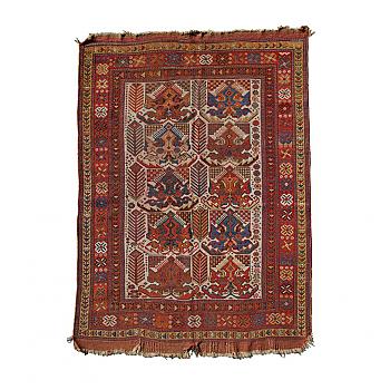 RD0072: Turkic Afshar Rug