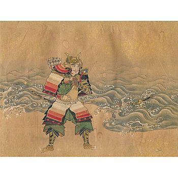 CF60006: Nitta Yoshisada Painting