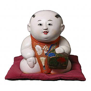 NG75017: Gift Bearing Kofuku Gosho Ningyo