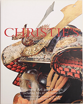 CL20040609: Bookshop: [2004] Christie's London Japanese Art and Design including Arts of the Samurai