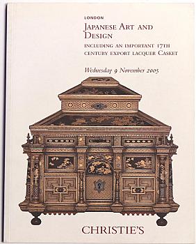 CL20051111: Bookshop: [2005] Christie's London Japanese Art and Design
