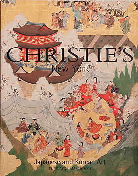 CNY20040323: Bookshop: [2004] Christie's New York Japanese and Korean Art