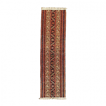 RD0069: Senneh Border Fragment Table Runner