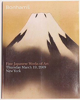 BNY20090319: Bookshop: [2009] Fine Japanese Works of Art