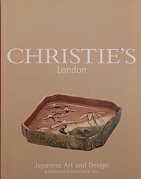 CL20021113: Bookshop: [2002] Christie's London Japanese Art and Design