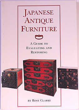 0834801787 Bookshop: Japanese Antique Furniture
