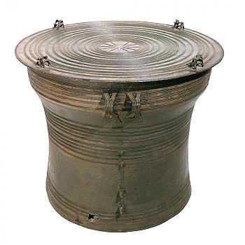 UH80001: Frog Drum